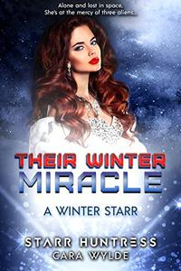 Their Winter Miracle: A Reverse Harem Sci-Fi Romance