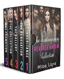 The Contemporary Reverse Harem Collection: Books 1-5