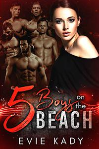 5 Boys on the Beach