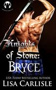 Knights of Stone: Bryce (gargoyle shifter romance)