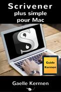 Scrivener plus simple pour Mac