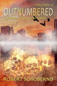 Outnumbered Volumes 1-6, The Zombie Apocalypse Series