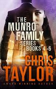 The Munro Family Series Collection: Books 4-6