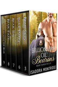 Billionaire Oil Bearons: A Bear Fursuits Box Set