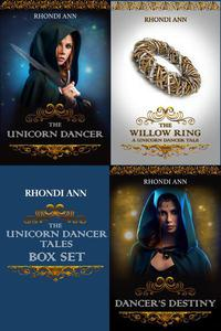 The Unicorn Dancer Boxed Set
