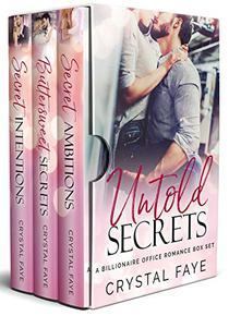 Untold Secrets: A Billionaire Office Romance Box Set