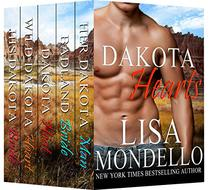 Dakota Hearts (Boxed Set Books 1-5): Contemporary Western Romance
