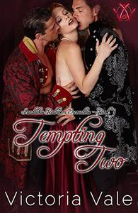 Tempting Two (A Regency Erotic Romance/Menage)