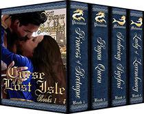 Curse of the Lost Isle Boxed Set: Books 1 - 4