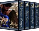 Curse of the Lost Isle Boxed Set: Books 1 - 4