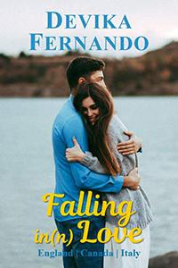 Falling in(n) Love: 3 International Romance Novels for the Price of 1