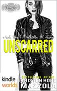 Passion, Vows & Babies: Unscarred: An Unacceptables MC Standalone Romance