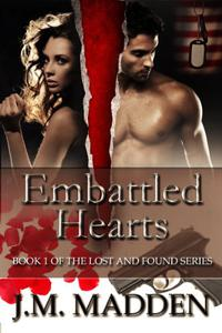 Embattled Hearts (Military Romantic Suspense)