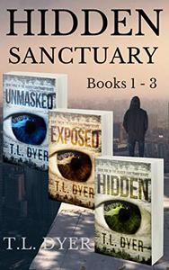 Hidden Sanctuary Books 1-3