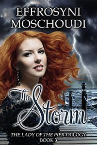 The Storm: A historical reincarnation romance book with a ghost