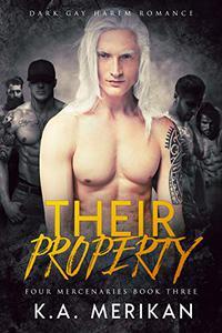 Their Property (Dark Gay Harem Contemporary Romance)