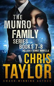The Munro Family Series Collection: Books 7-8 includes bonus novella