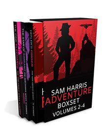 Sam Harris Boxset: Volumes 2,3, and 4
