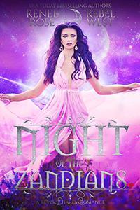 Night of the Zandians: A Reverse Harem Alien Warrior Romance