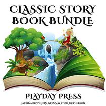 Classic Story Book Bundle: 9 Timeless Fairy Tales Set 1