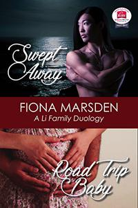 Swept Away; Road Trip Baby;: A Li Family Duology