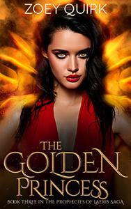 The Golden Princess: A Reverse Harem Paranormal Romance