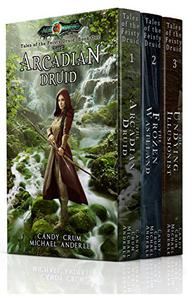 Tales of the Feisty Druid Boxed (Books 1-3): Age Of Magic - A Kurtherian Gambit Series