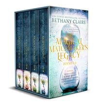 The Magical Matchmaker's Legacy Books 1-4: A Collection of Sweet Scottish Time-Travel Romances