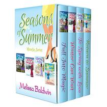 Seasons of Summer Novella Series: The Complete Set