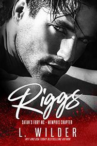 Riggs: Satan's Fury MC- Memphis Chapter