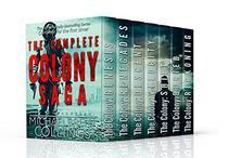 The Complete Colony Saga: box set