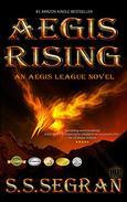 AEGIS RISING: Apocalyptic Action-adventure Thriller - YA