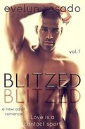 Blitzed (An Interracial New Adult Romance): Volume 1