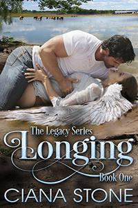 Longing: The Shifter Claims his Angel