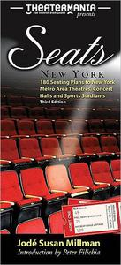 Seats: New York: 180 Seating Plans to New York Metro Area Theatres, Concert Halls and Sports Stadiums|Paperback