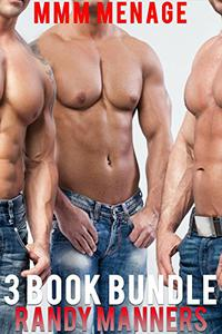 MMM Gay Menage: 3 Book Man on Man Bundle