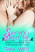 Say You Want Me: Cesar Cruz: Book One