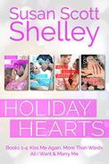 Holiday Hearts: Books 1-4