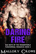 Daring Fire: Paranormal Romance