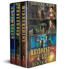 Whyborne and Griffin, Books 1-3: Widdershins, Threshold, and Stormhaven