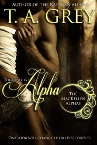 The Loneliest Alpha Book Book #1