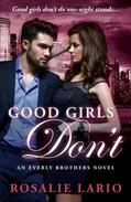 Good Girls Don't (The Everly Brothers)