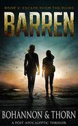 BARREN: Book 2 - Escape from the Ruins