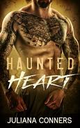 Haunted Heart: A Bad Boy Dark Romance Novella