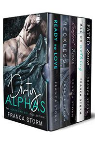 DIRTY ALPHAS: The Alpha Bad Boy Collection