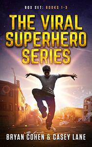 The Viral Superhero Series Box Set: Books 1-3