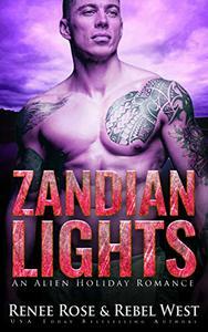 Zandian Lights: An Alien Holiday Romance
