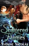 Scattered Flames (Book 3), Paranormal Romance