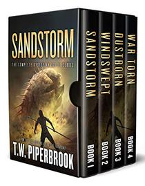 Sandstorm Box Set: The Complete Dystopian Sci-Fi Series