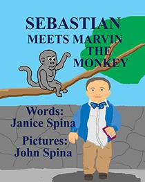 Sebastian Meets Marvin the Monkey